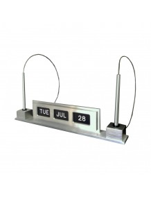 PC-CDP Double Sided Counter Calendar with Pens