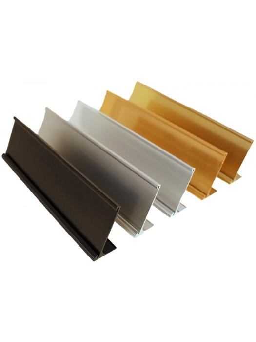 "DF-20 10""W x 2""H Aluminum Desk Frame"