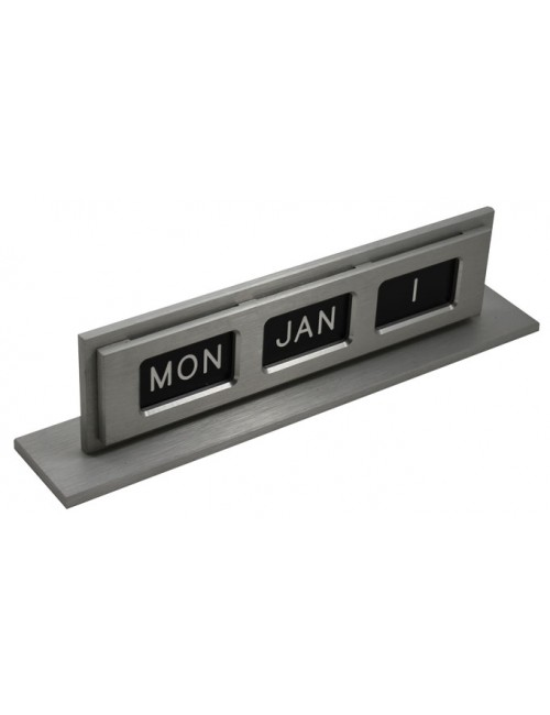PC-CD Double Sided Perpetual Counter Calendar