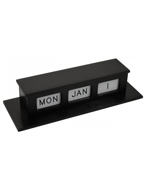 PC-SS Single Sided Self Storing Perpetual Calendar