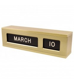 Self Storing Calendar