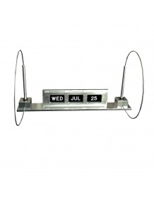 PB-CSP Single Sided Counter Calendar with Pens