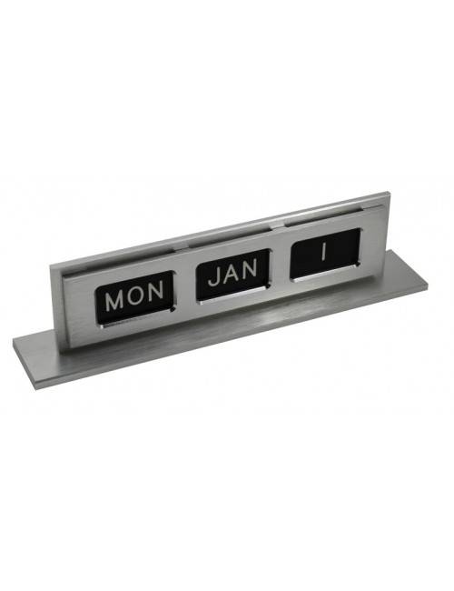 PC-CS Single Sided Perpetual Counter Calendar