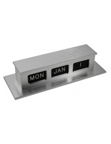 PC-SD Double Sided Self Storing Perpetual Calendar